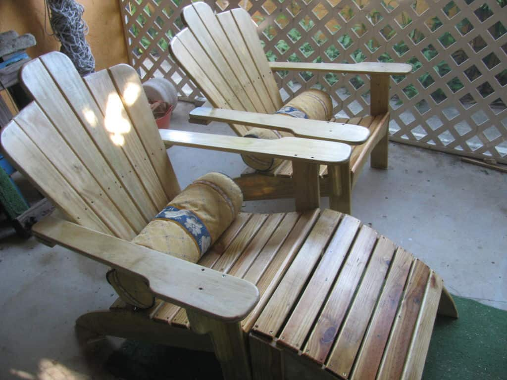 38 Stunning DIY Adirondack Chair Plans [Free] MyMyDIY