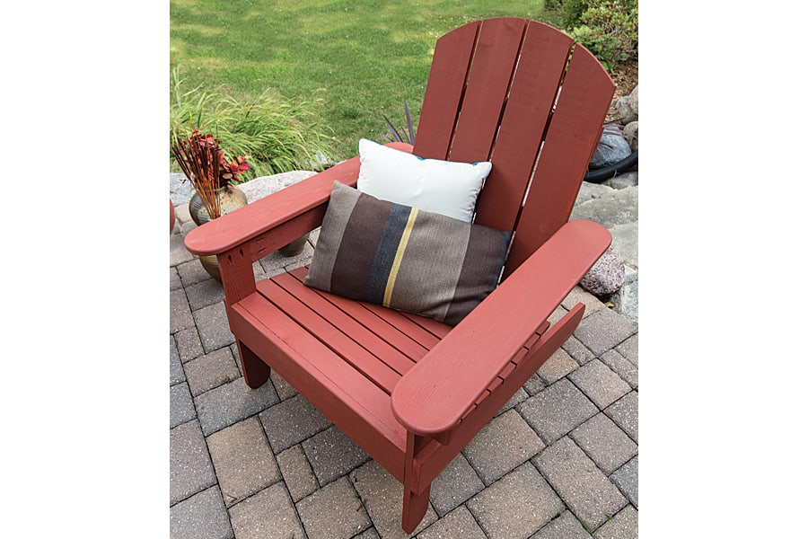 Build Something Adirondack Chair