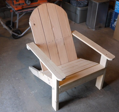 Adirondack Chair Designs Free