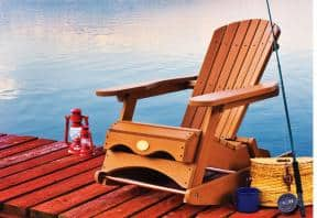 Muskoka rocking chair