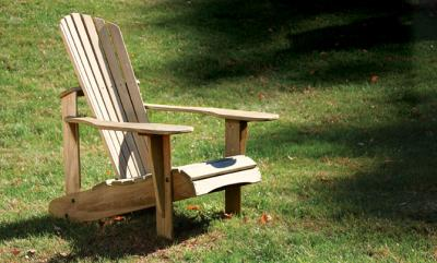 Start WoodWorking How to Build an Adirondack Chair