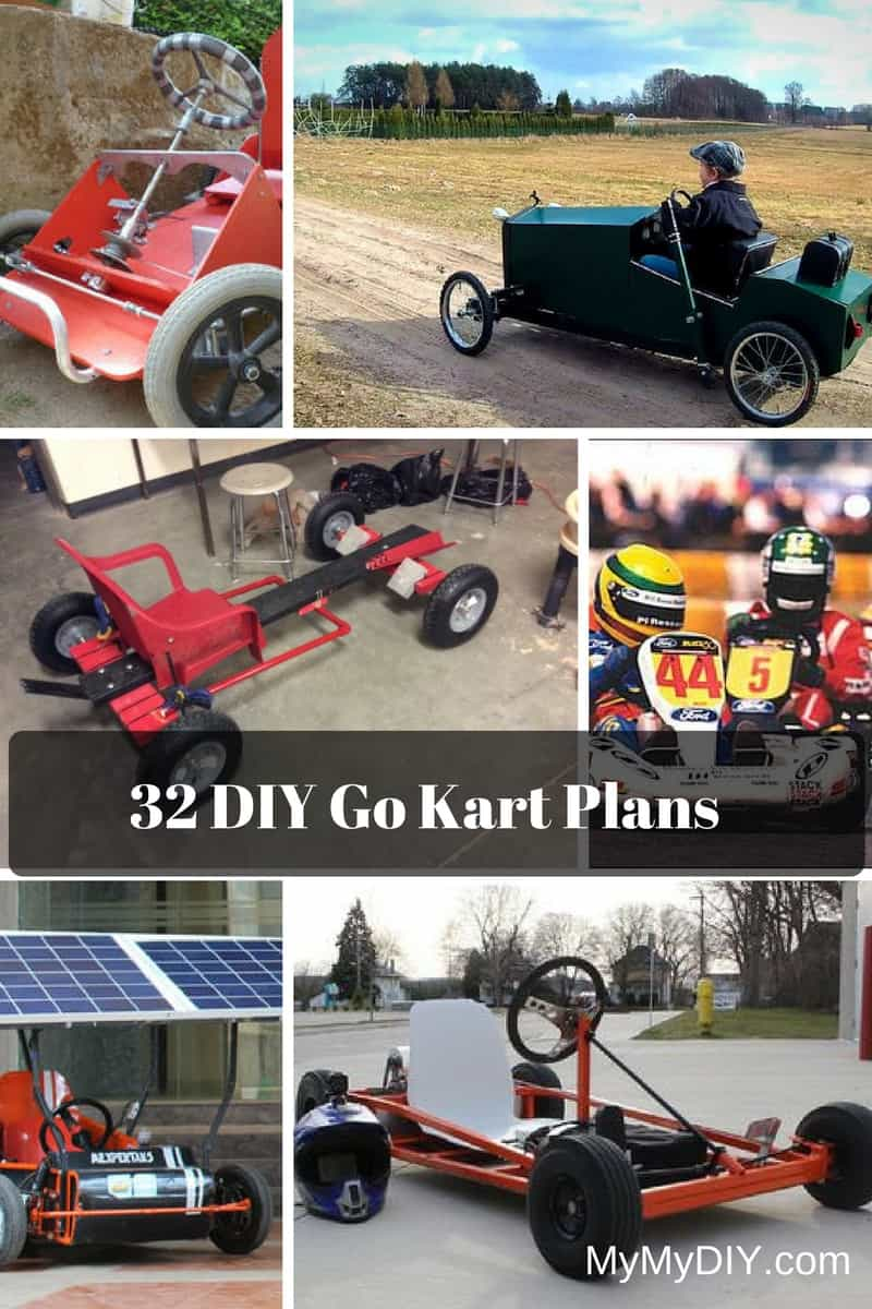 stunning home welding projects plans. 32  Awesome DIY Go Kart Plans MyMyDIY Inspiring Projects