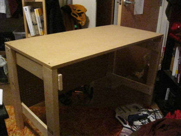The $12 Desk Project