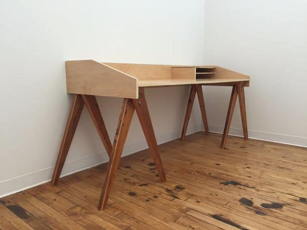 The Campaign Writing Table Desk Project