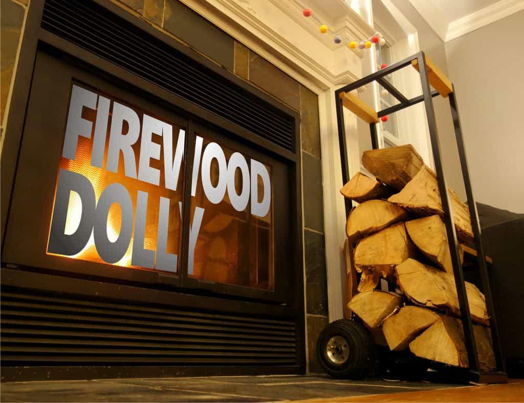 diy firewood rack plans
