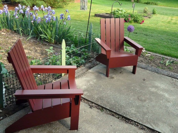 Ana's Adirondack Chair