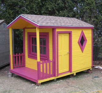 The Fun Pallet Toddler Playhouse Plan