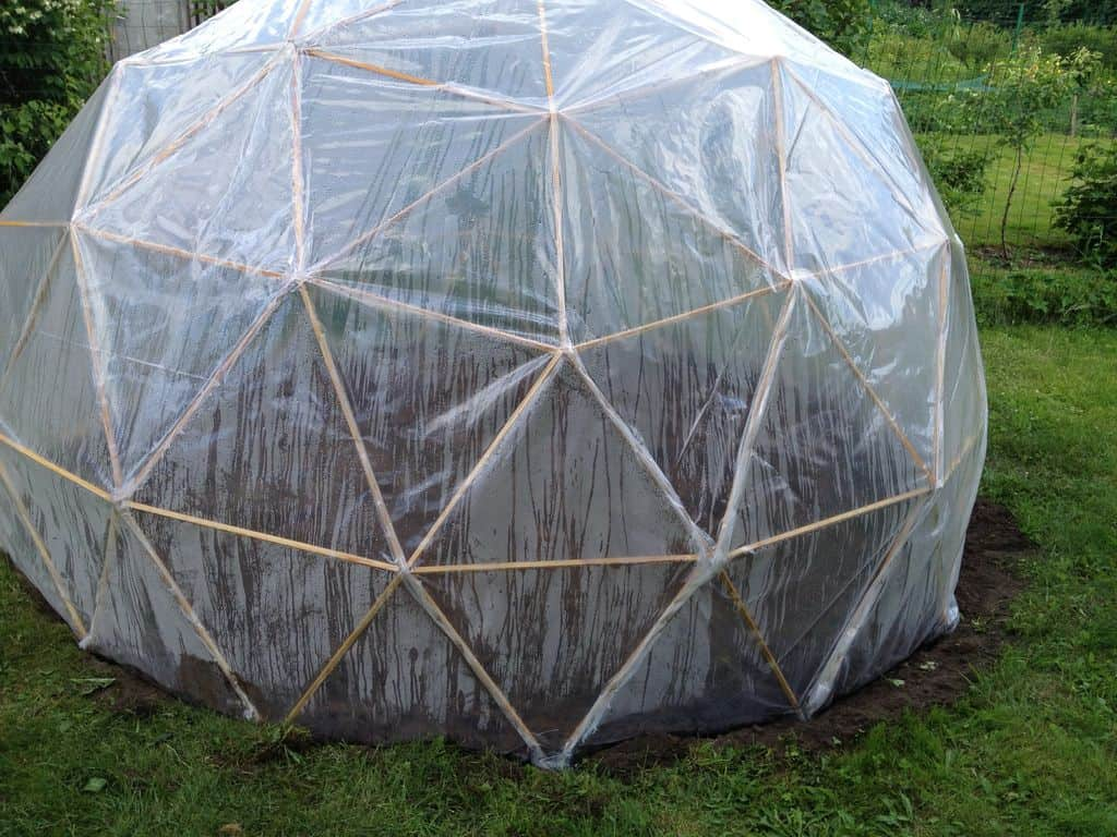 The Furniture Magnet Geodesic Dome Greenhouse Design