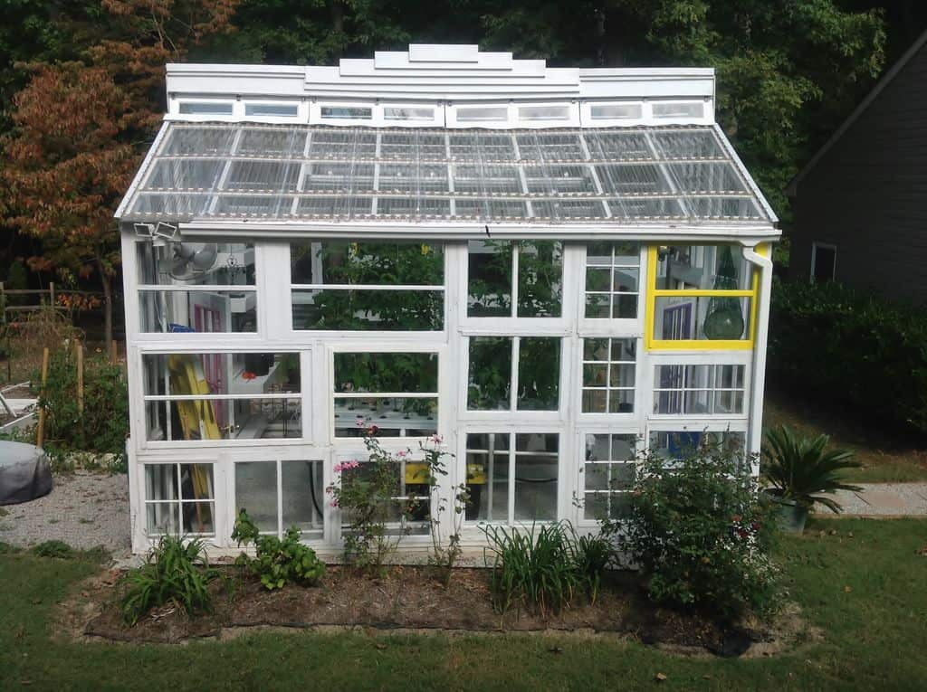 The Hydroponic Growing System Greenhouse Plan