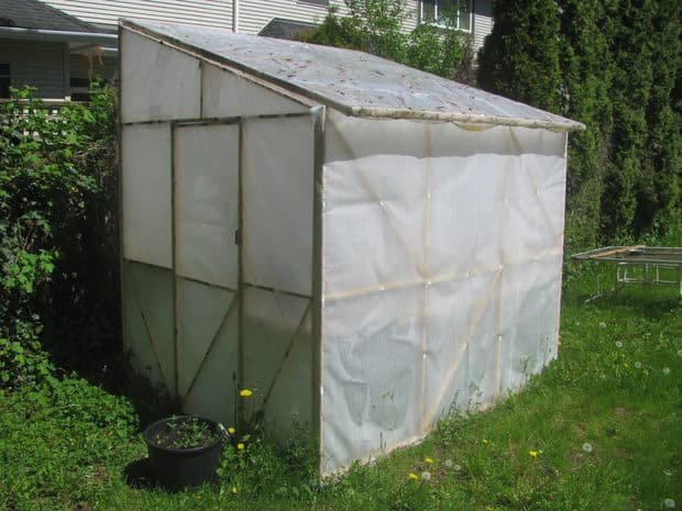The Low-Cost Canadian Greenhouse Plan