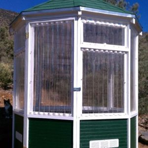 118 DIY Greenhouse Plans