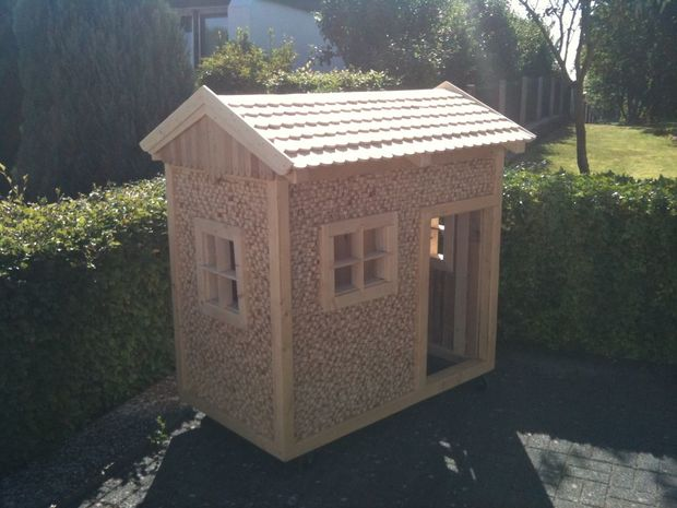 The Sprucewood Outdoor Playhouse Build