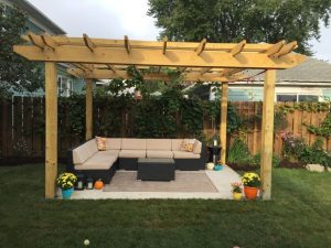 61 Pergola Plan Designs & Ideas [Free]