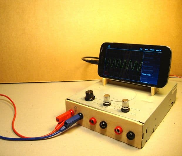 Simple diy oscilloscope plans mymydiy inspiring diy projects the diy smartphone oscilloscope build solutioingenieria Image collections