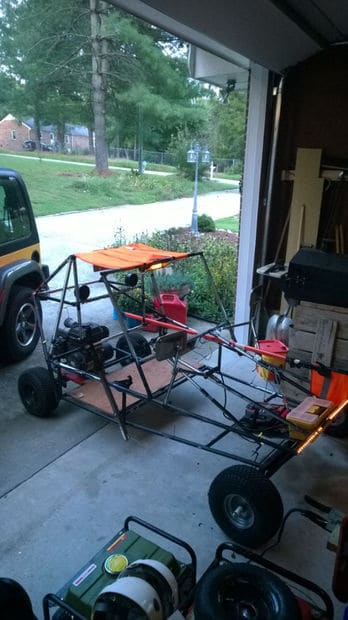 The Homemade Go Kart & Dune Buggy Plan