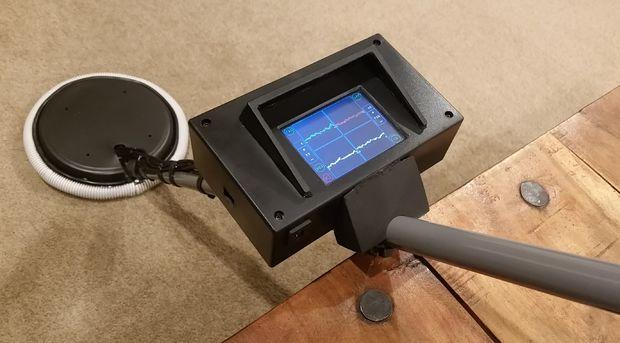 The Eco Friendly Metal Detector Idea