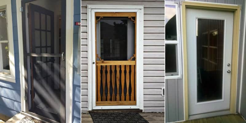 diy screen door blueprints
