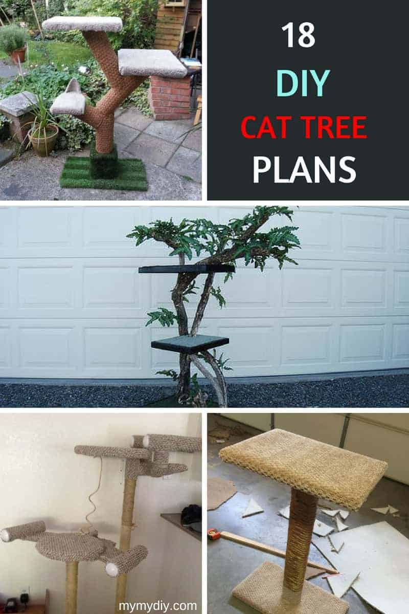 18 classy diy cat tree tower plans free list mymydiy inspiring 18 classy diy cat tree tower plans free list solutioingenieria Gallery