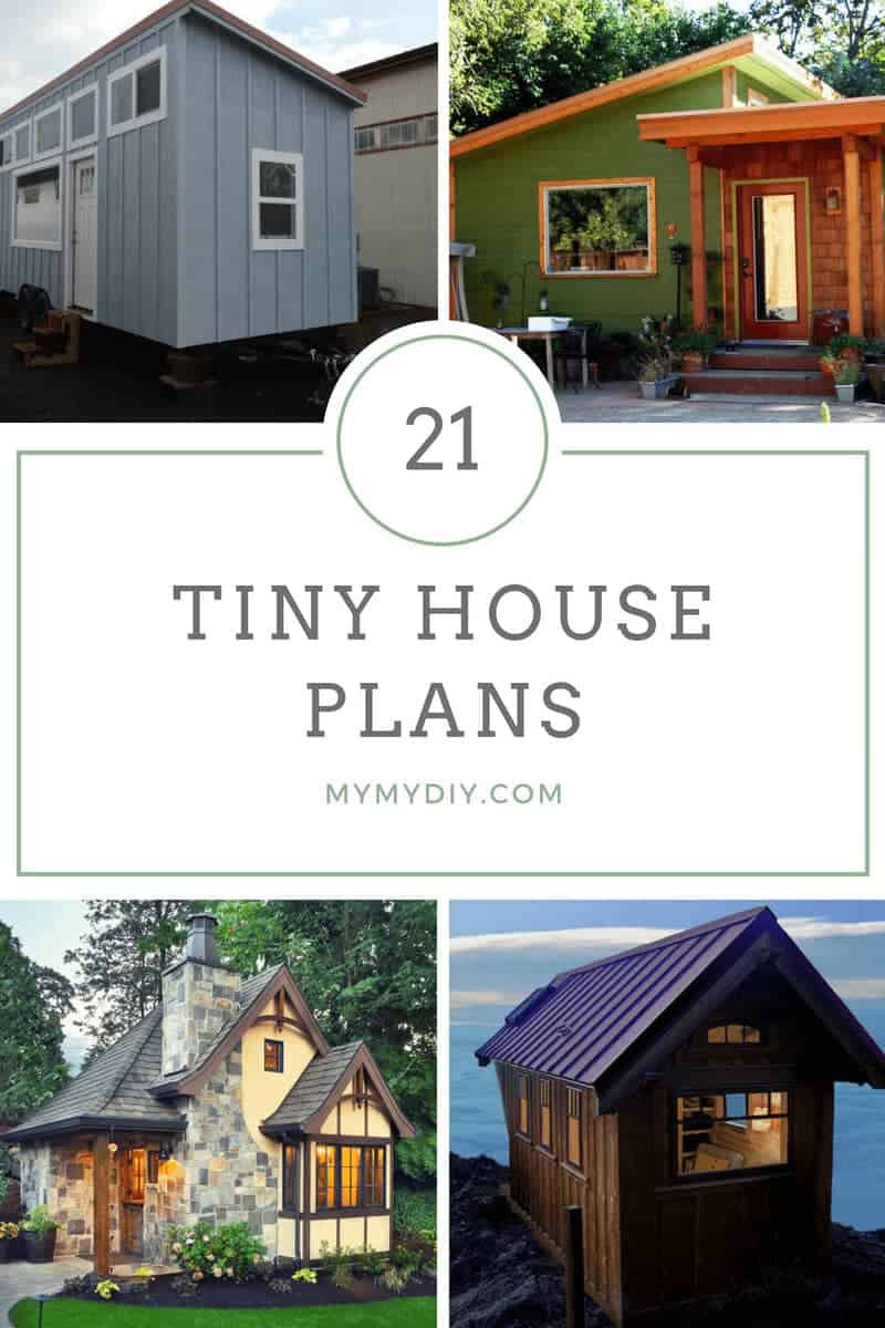 21 DIY Tiny House Plans [Blueprints] - MyMyDIY | Inspiring ... Small Mobile Home Porch Plans Diy on deck plans, diy screened in back porch ideas, mobile home covered porch plans, diy decks and porches, double wide mobile home floor plans,