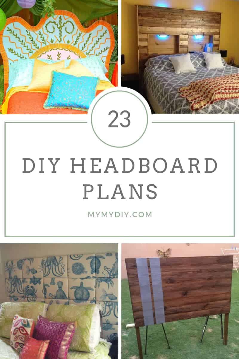 diy headboard plans