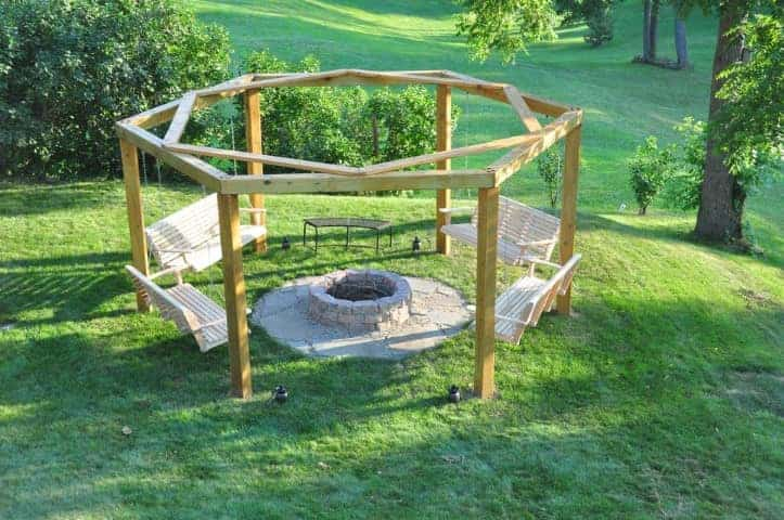 20 Gorgeous DIY Fire Pit Plans | Free