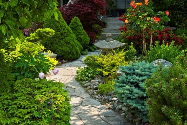 How To Lay A Flagstone Pathway Ideas And Diy Video Guide