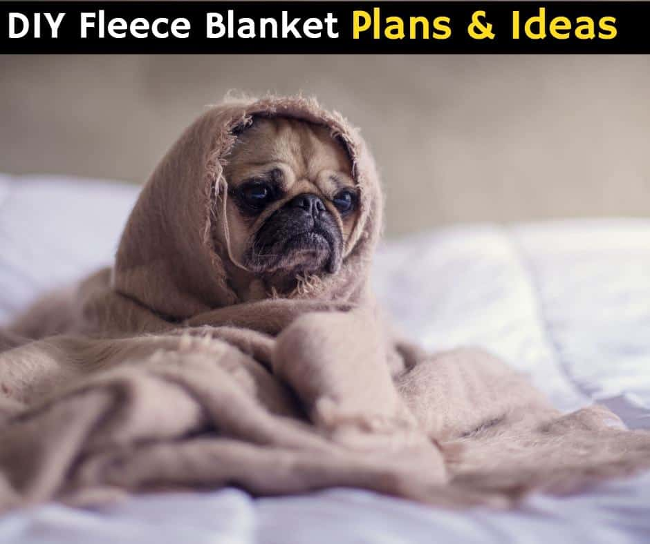 DIY Fleece Blanket Plans & Ideas