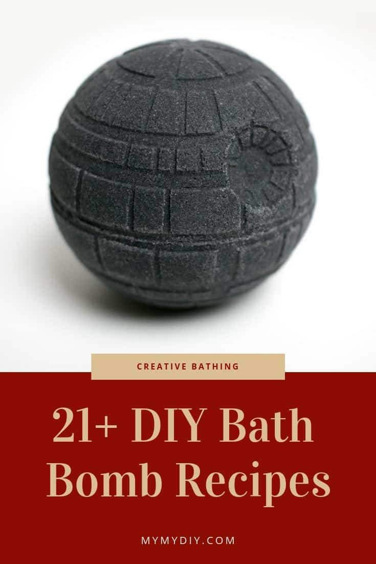Fun DIY bath bomb plans