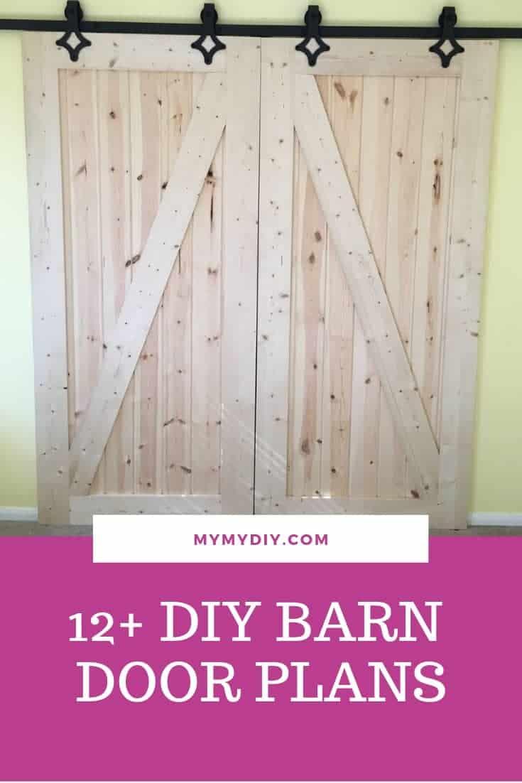 building barn door diy