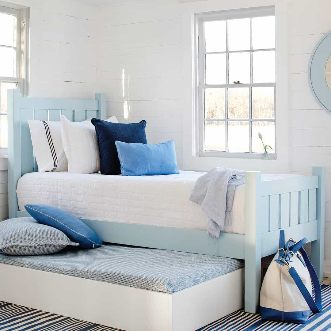 maine cottage trundle bed
