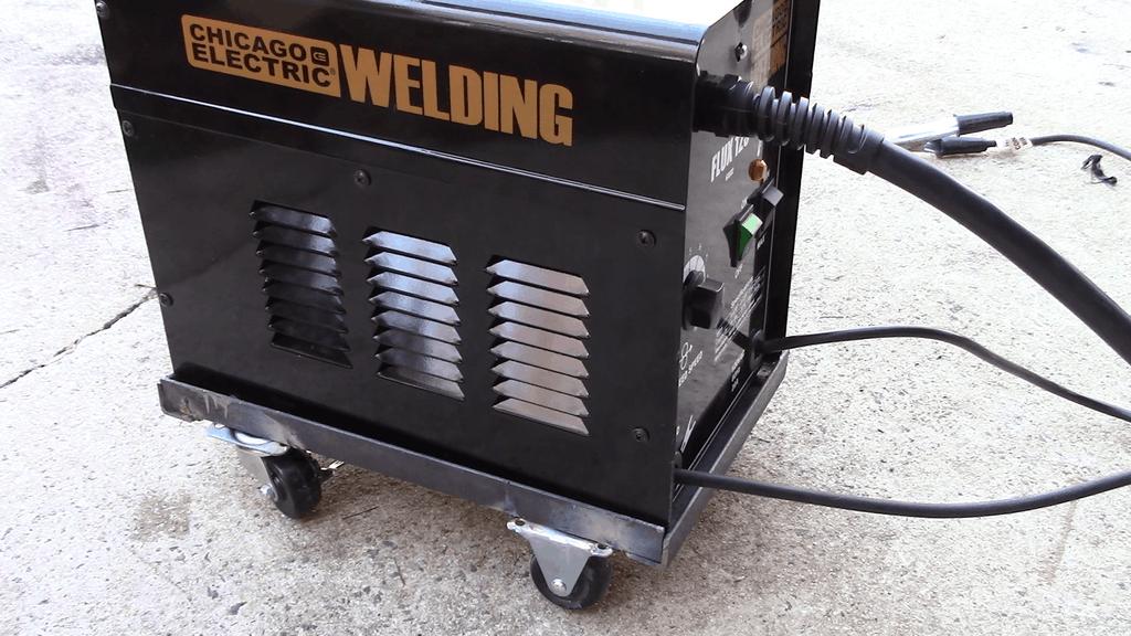 Cheap Simple Welding Cart