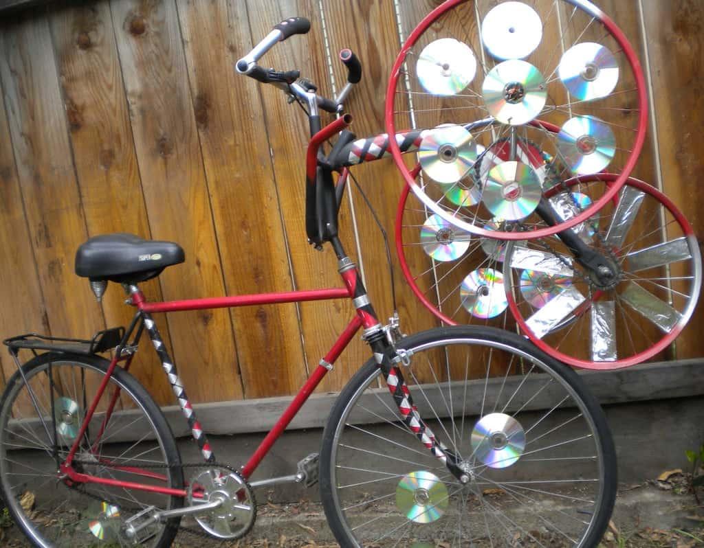 SPIN-DOCTOR - 5-Wheel 'Whirligig' Parade Bicycle