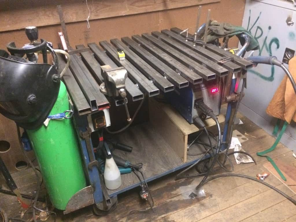 The Best Welding Cart in the World