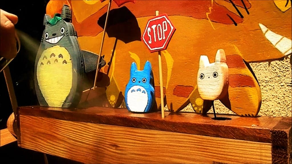 Totoro Whirligig