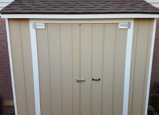 Lean To Shed