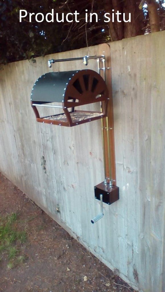 Accessible Bird Feeder