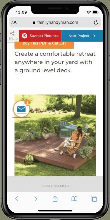 Backyard Decks- Build an Island Deck (DIY)