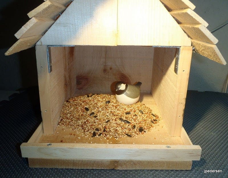 Bird House or Feeder