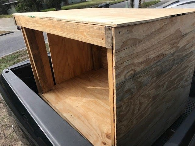 Dog House With Budget