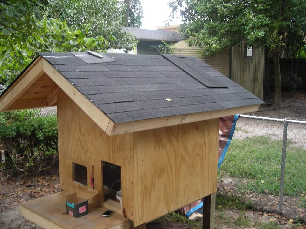 How to Build a Dog House W Air Conditioning