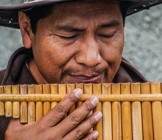 How To Make A Bamboo Flute