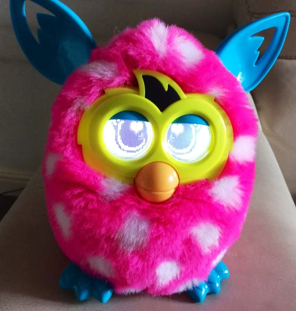 How to Show That You Love Your Furby