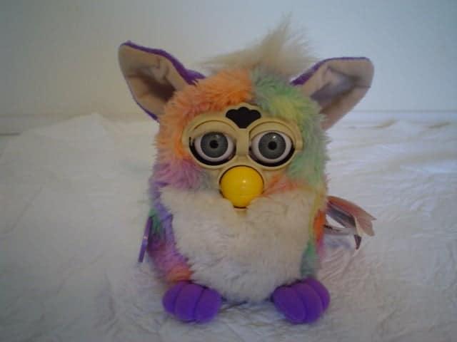 Push-Start a Comatose Furby